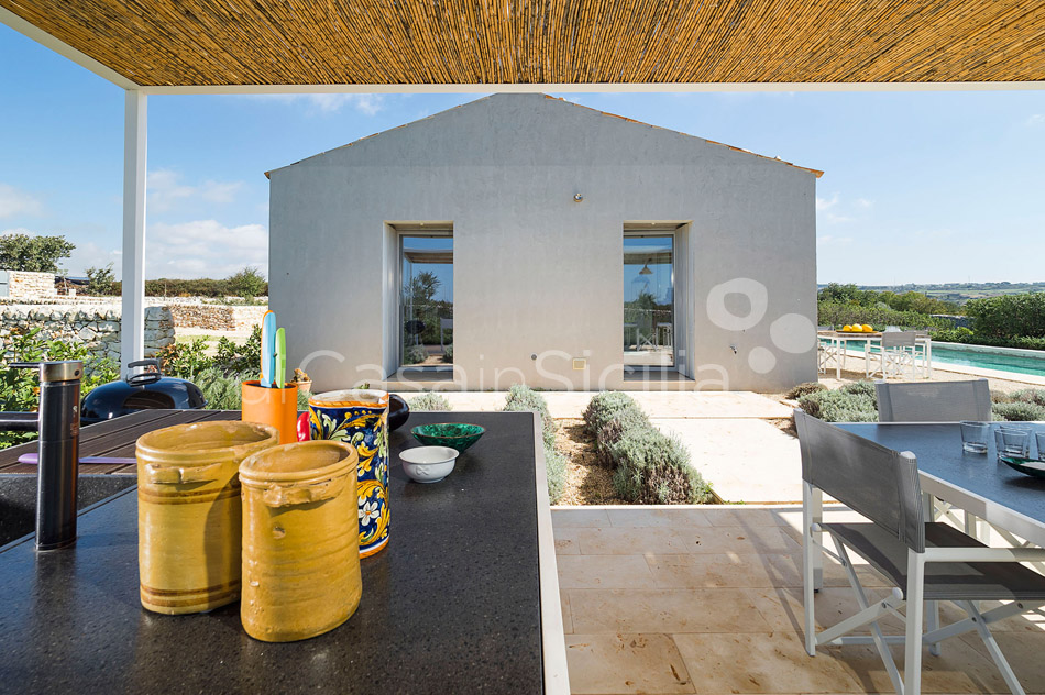 Villa Hybla Sicily Villa Rental with Pool Countryside near Ragusa - 15