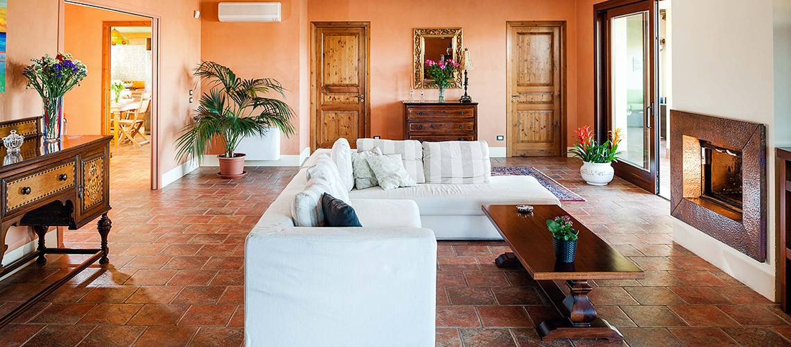 Villa Laura Villa with Swimming Pool for rent in Marsala Sicily - 1