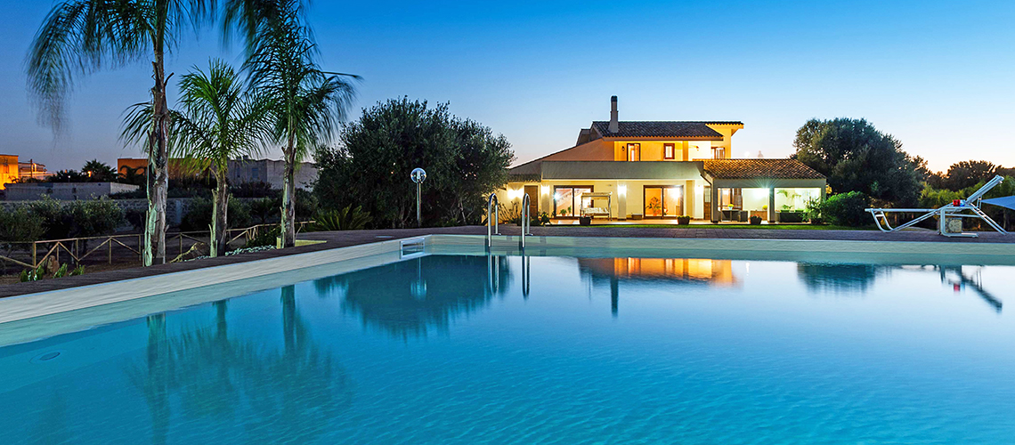 Villa Laura Villa with Swimming Pool for rent in Marsala Sicily - 3