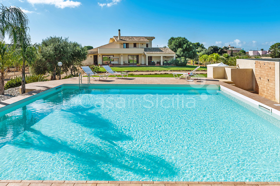 Villa Laura Villa with Swimming Pool for rent in Marsala Sicily - 4