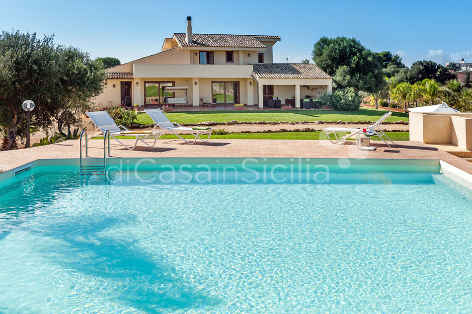 Villa Laura Villa with Swimming Pool for rent in Marsala Sicily - 5