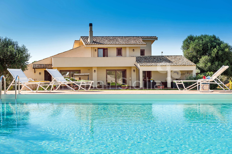 Villa Laura Villa with Swimming Pool for rent in Marsala Sicily - 6