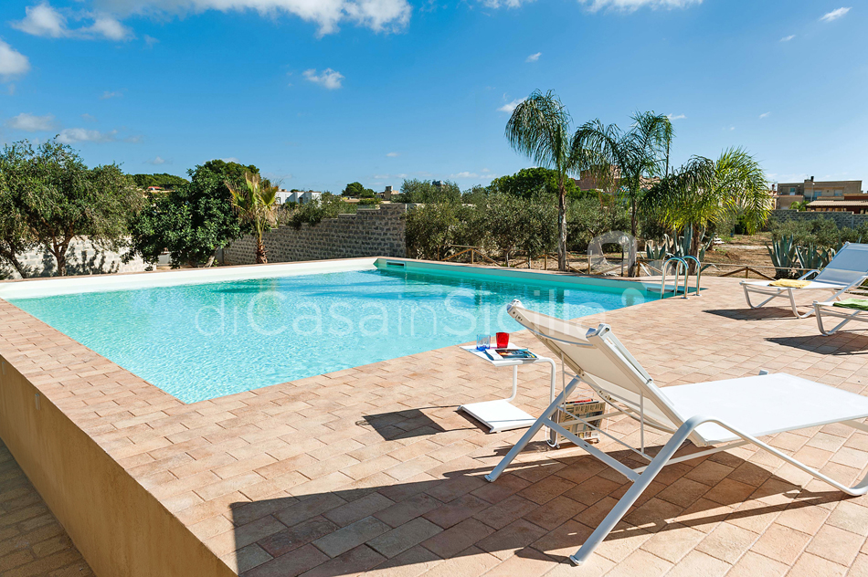 Villa Laura Villa with Swimming Pool for rent in Marsala Sicily - 7