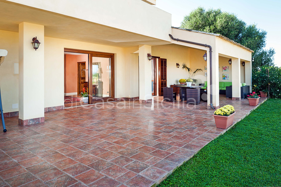 Villa Laura Villa with Swimming Pool for rent in Marsala Sicily - 11