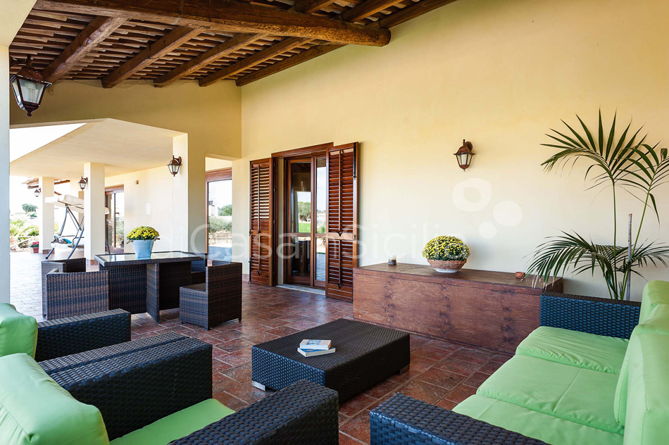 Villa Laura Villa with Swimming Pool for rent in Marsala Sicily - 12