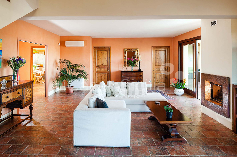 Villa Laura Villa with Swimming Pool for rent in Marsala Sicily - 13
