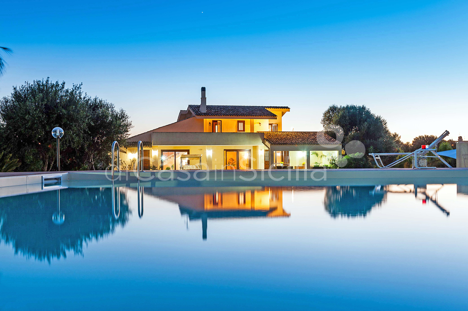 Villa Laura Villa with Swimming Pool for rent in Marsala Sicily - 31