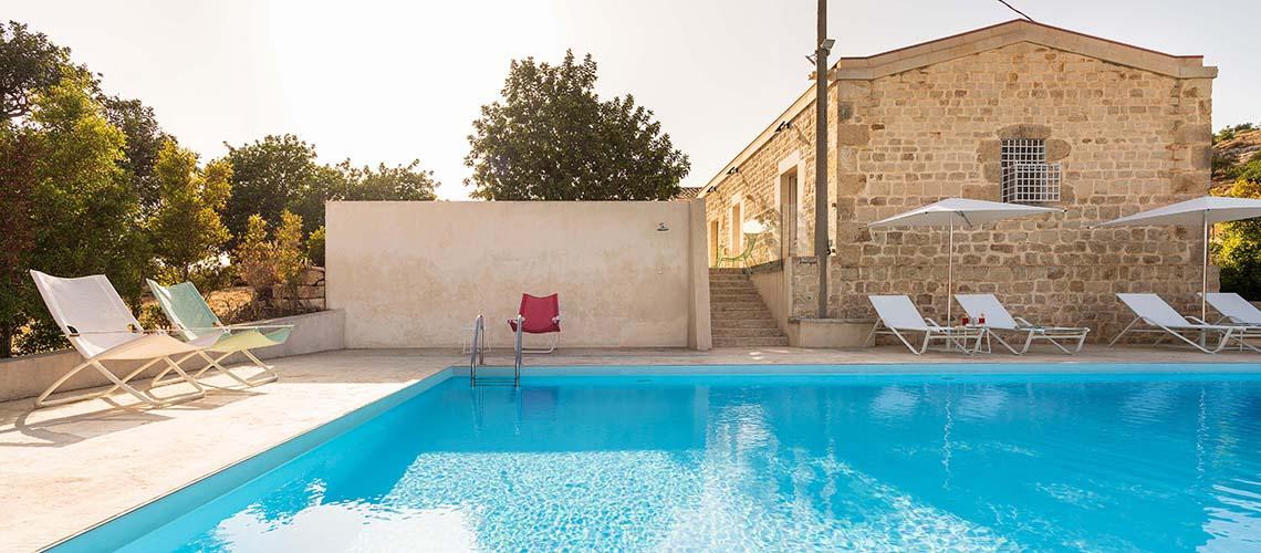 Villa Luna Villa con Piscina e Jacuzzi in affitto a Scicli Sicilia - 1