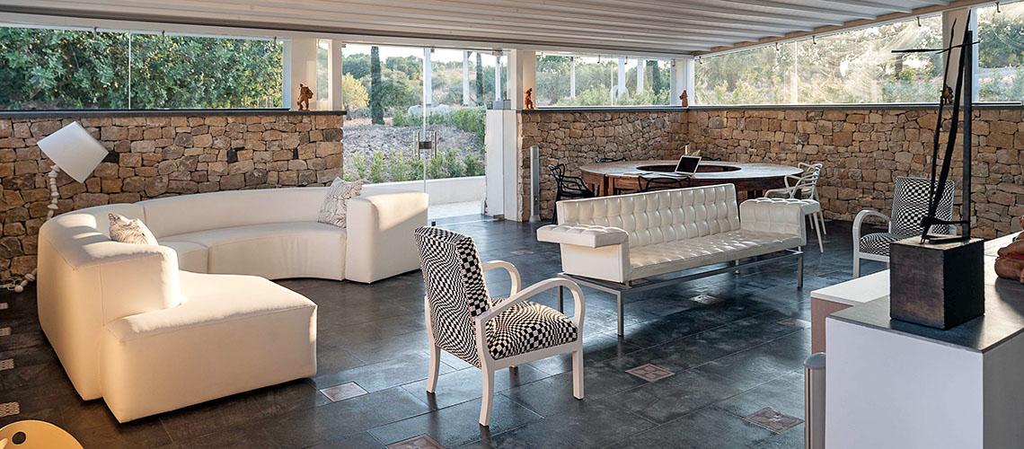 Villa Luna Villa con Piscina e Jacuzzi in affitto a Scicli Sicilia - 3