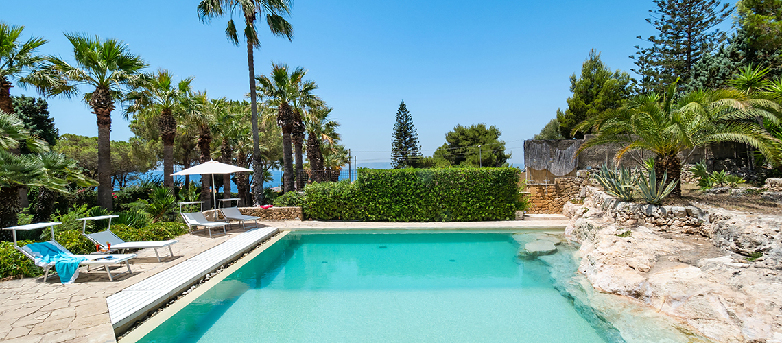 Villa Maddalena Sea View Sicily Villa Rental with Pool Syracuse Sicily - 0