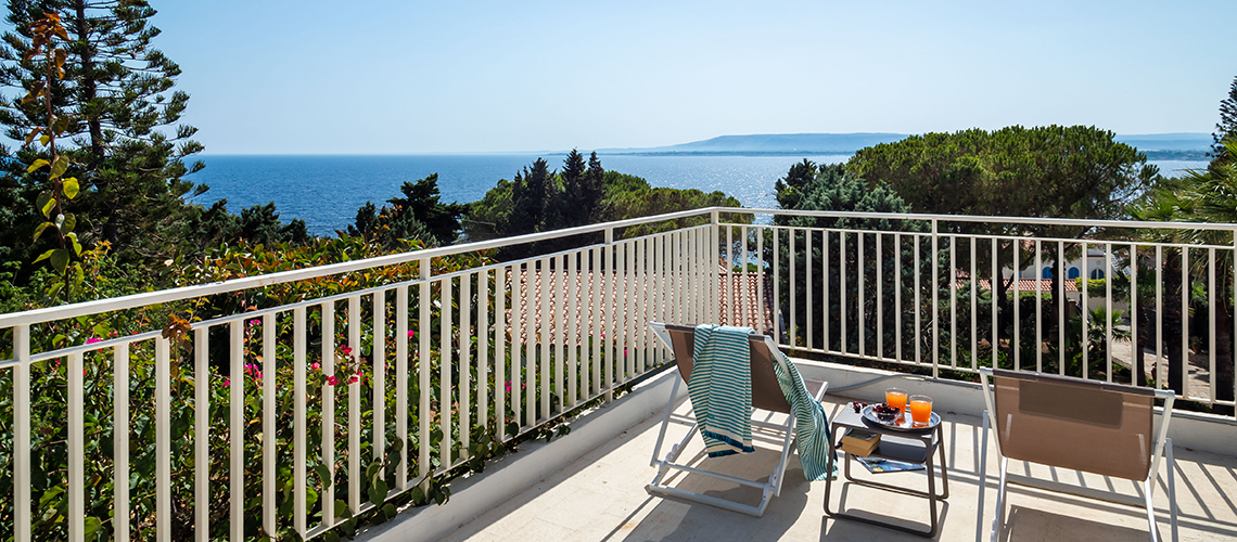 Villa Maddalena Sea View Sicily Villa Rental with Pool Syracuse Sicily - 2