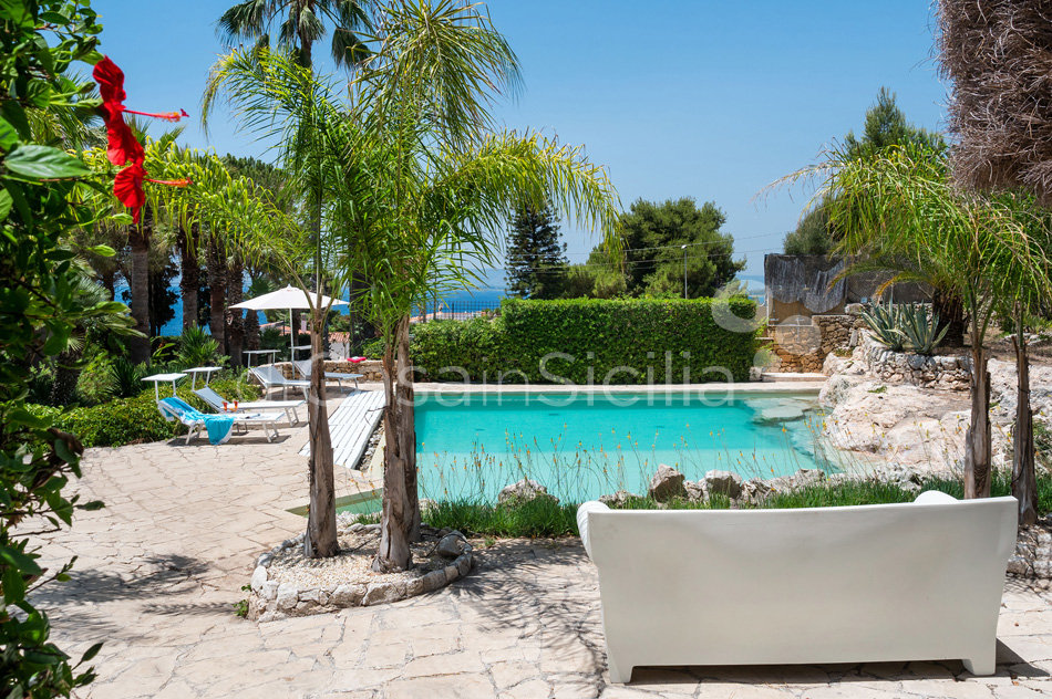 Villa Maddalena Sea View Sicily Villa Rental with Pool Syracuse Sicily - 8
