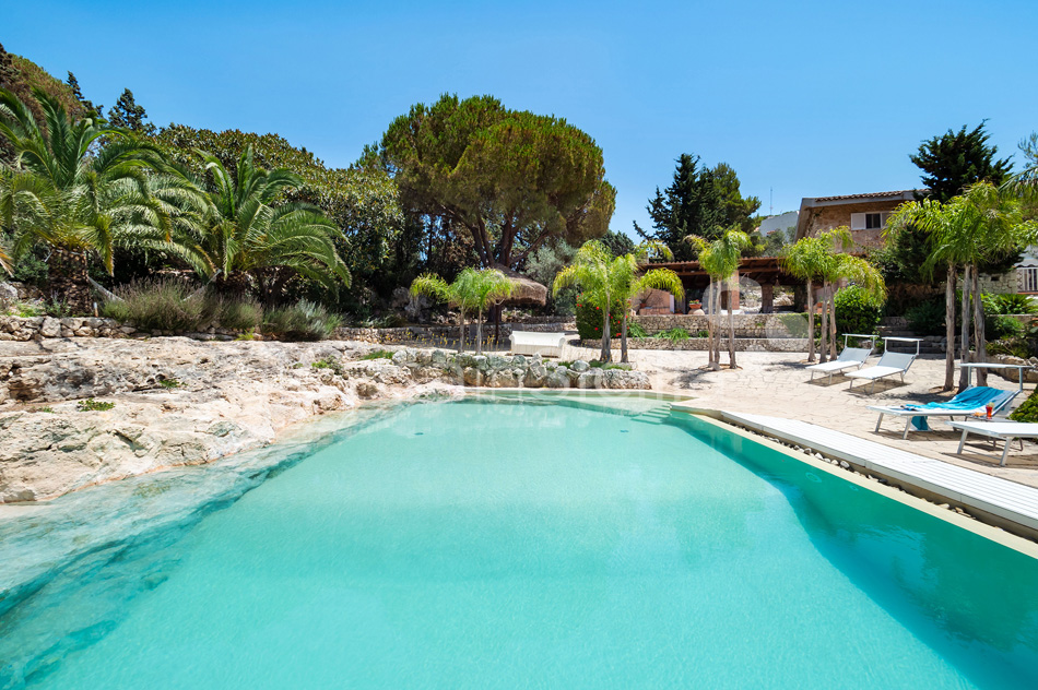 Villa Maddalena Sea View Sicily Villa Rental with Pool Syracuse Sicily - 13