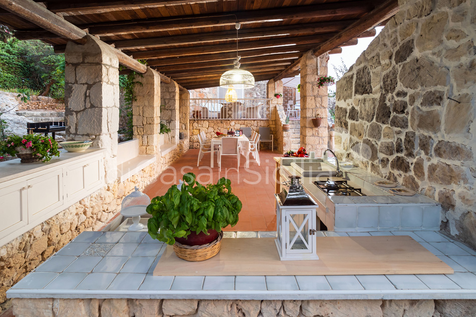 Villa Maddalena Sea View Sicily Villa Rental with Pool Syracuse Sicily - 23