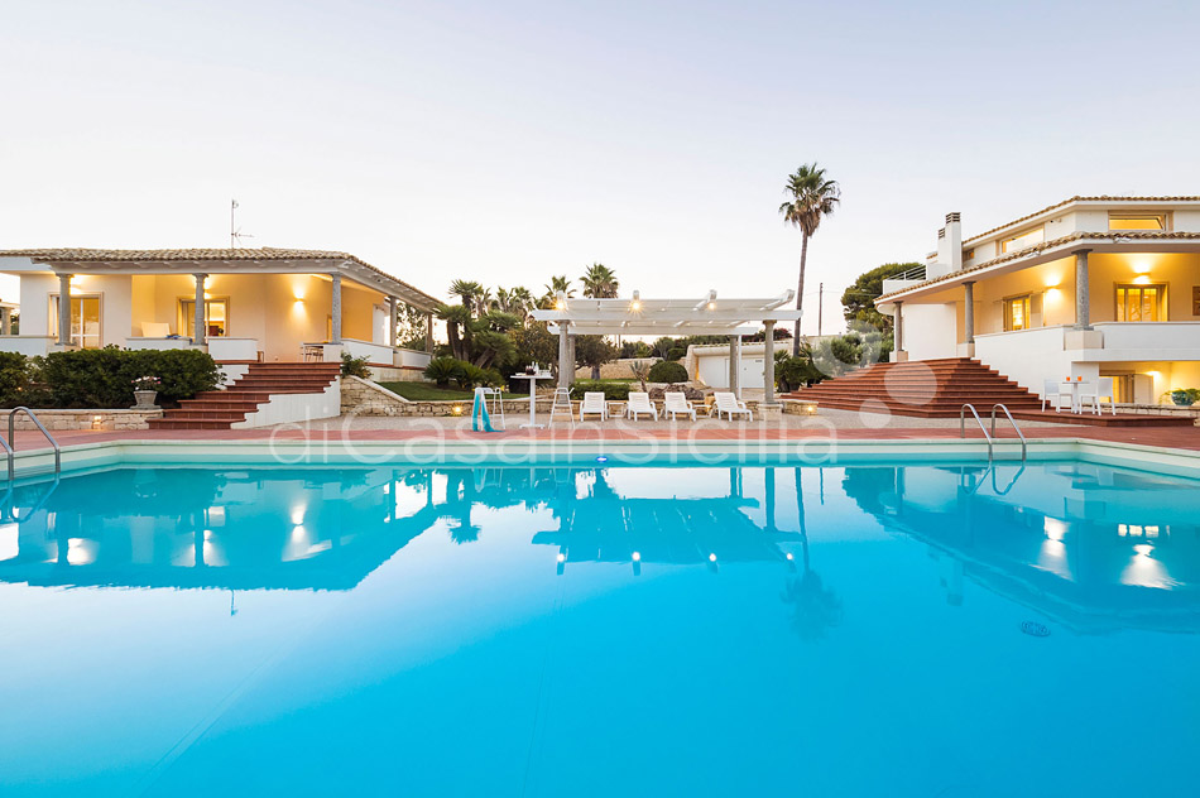 Villa Maya Große Luxusvilla mit Pool zur Miete in Modica Sizilien  - 5