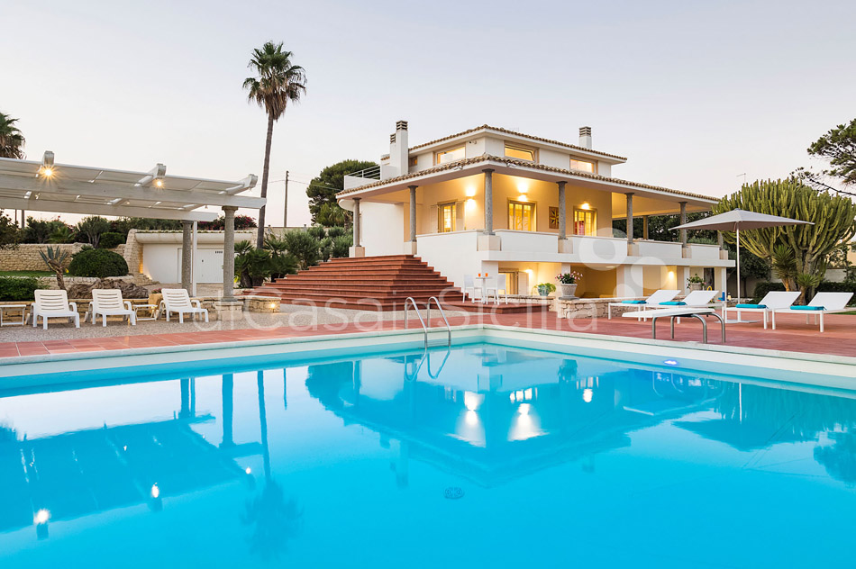 Villa Maya Große Luxusvilla mit Pool zur Miete in Modica Sizilien  - 6