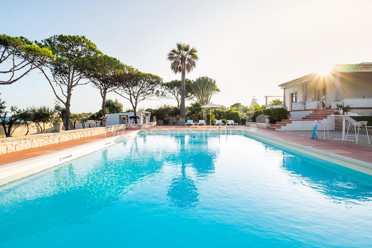 Villa Maya Große Luxusvilla mit Pool zur Miete in Modica Sizilien  - 7