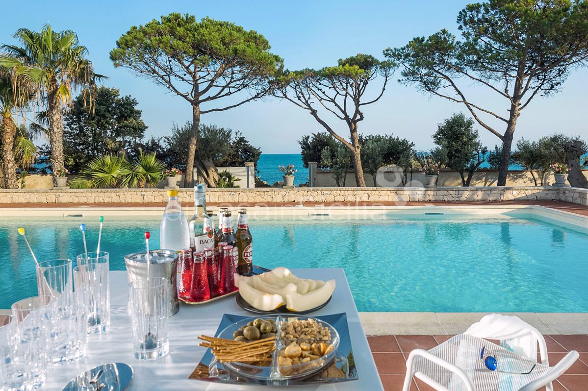 Villa Maya Große Luxusvilla mit Pool zur Miete in Modica Sizilien  - 8
