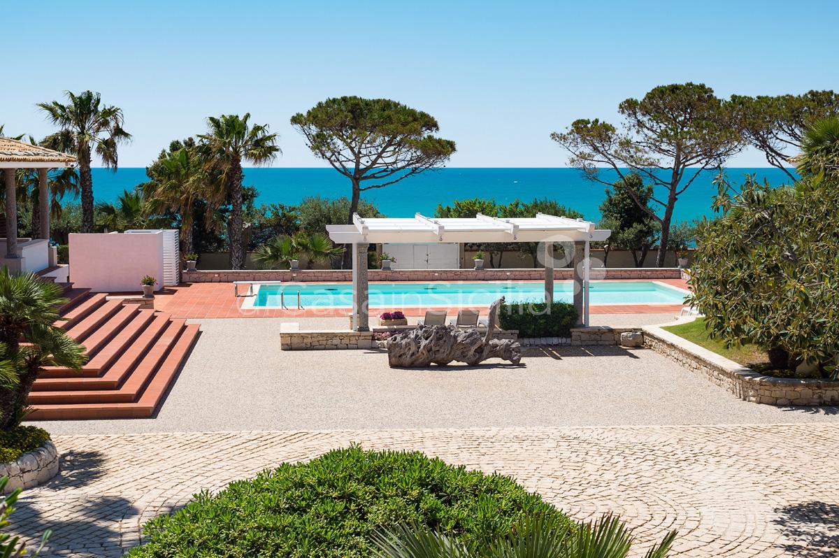 Villa Maya Große Luxusvilla mit Pool zur Miete in Modica Sizilien  - 9