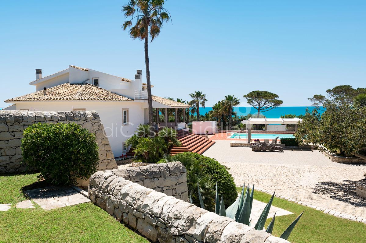 Villa Maya Große Luxusvilla mit Pool zur Miete in Modica Sizilien  - 11