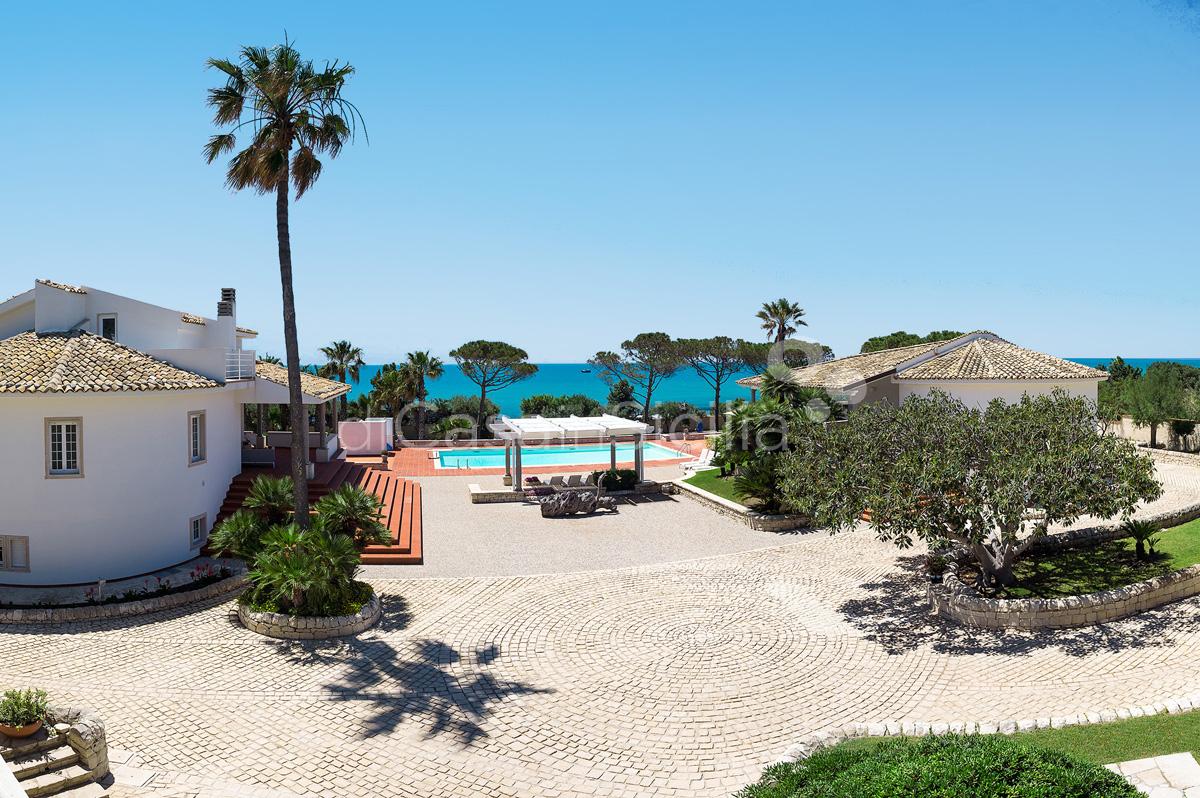 Villa Maya Große Luxusvilla mit Pool zur Miete in Modica Sizilien  - 12