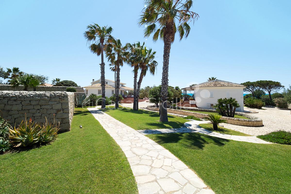 Villa Maya Große Luxusvilla mit Pool zur Miete in Modica Sizilien  - 13