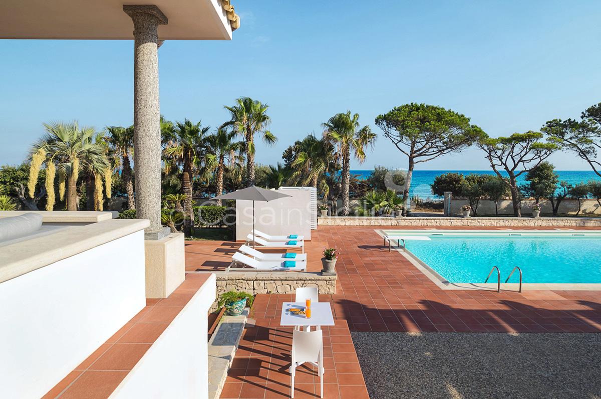 Villa Maya Große Luxusvilla mit Pool zur Miete in Modica Sizilien  - 15