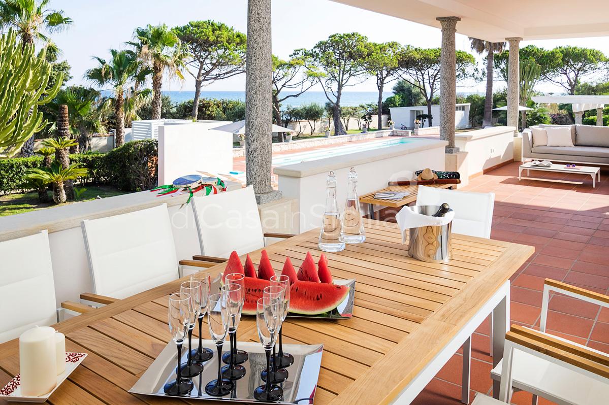 Villa Maya Große Luxusvilla mit Pool zur Miete in Modica Sizilien  - 17
