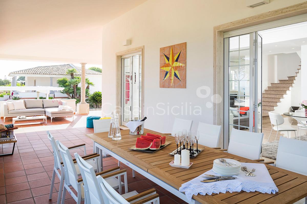 Villa Maya Große Luxusvilla mit Pool zur Miete in Modica Sizilien  - 18