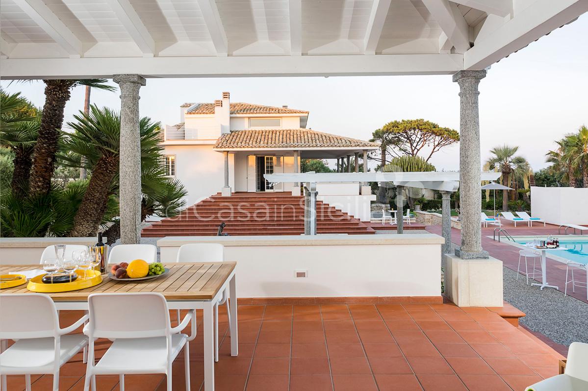Villa Maya Große Luxusvilla mit Pool zur Miete in Modica Sizilien  - 19