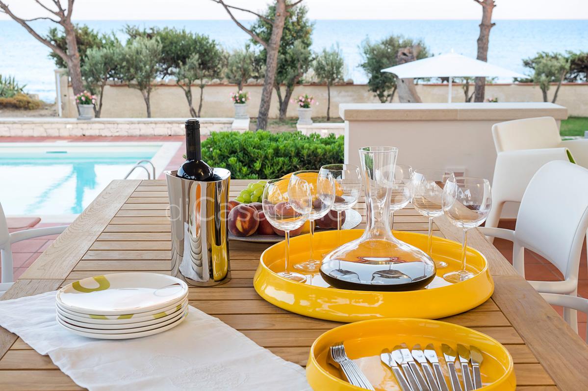 Villa Maya Große Luxusvilla mit Pool zur Miete in Modica Sizilien  - 21