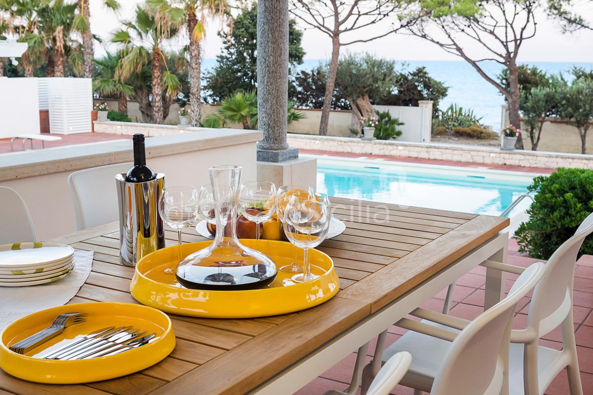 Villa Maya Große Luxusvilla mit Pool zur Miete in Modica Sizilien  - 22