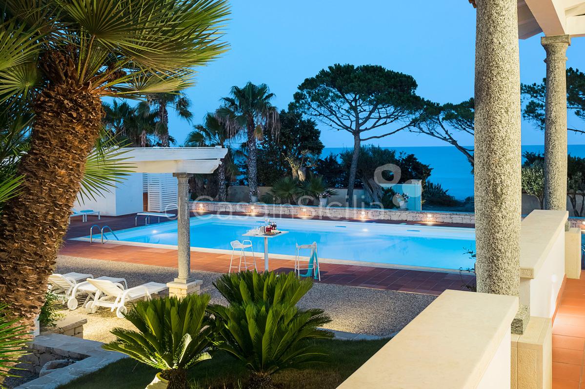 Villa Maya Große Luxusvilla mit Pool zur Miete in Modica Sizilien  - 24