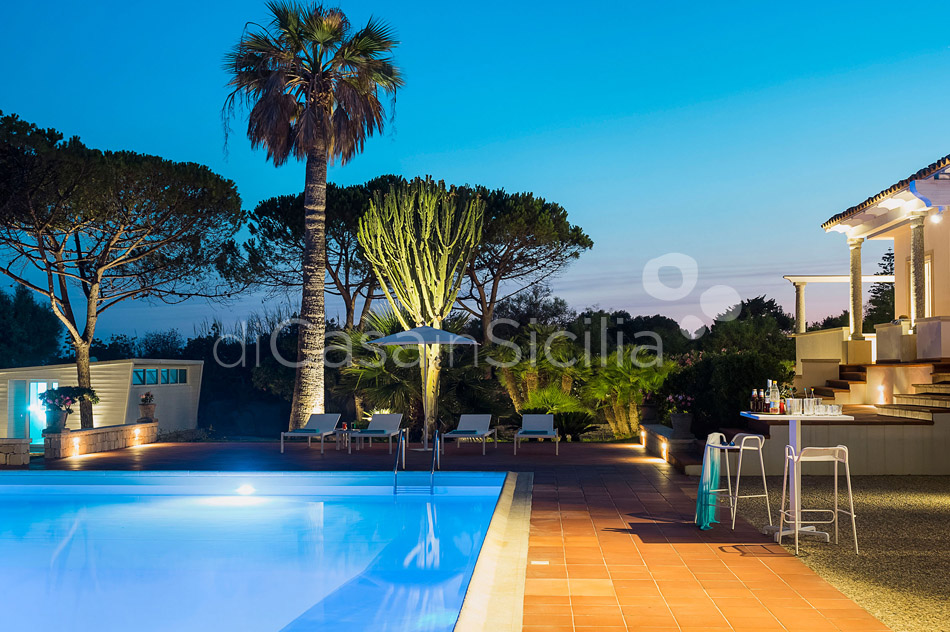 Villa Maya Large Luxury Villa with Pool for rent in Modica Sicily - 62