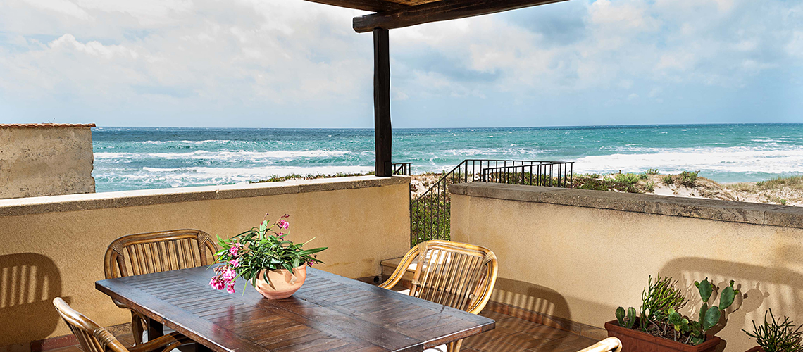 Villa Morena Beach Villa for rent in Marsala Sicily  - 1