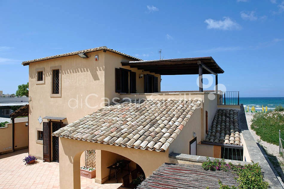 Villa Morena Beach Villa for rent in Marsala Sicily  - 5