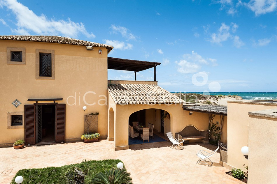 Villa Morena Beach Villa for rent in Marsala Sicily  - 7