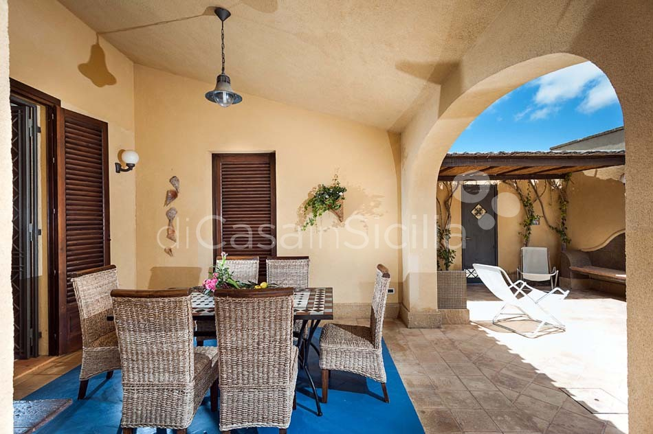 Villa Morena Beach Villa for rent in Marsala Sicily  - 11