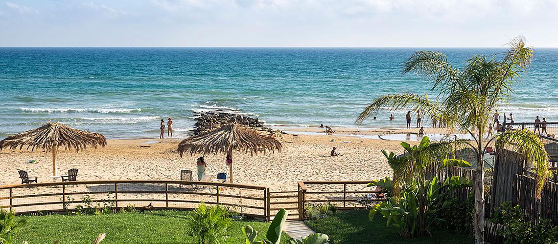 Villa Muriel Morgana Beach Apartment for rent near Modica Sicily - 31