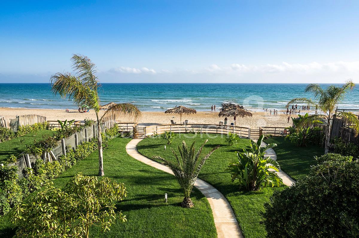 Villa Muriel Morgana Beach Apartment for rent near Modica Sicily - 0
