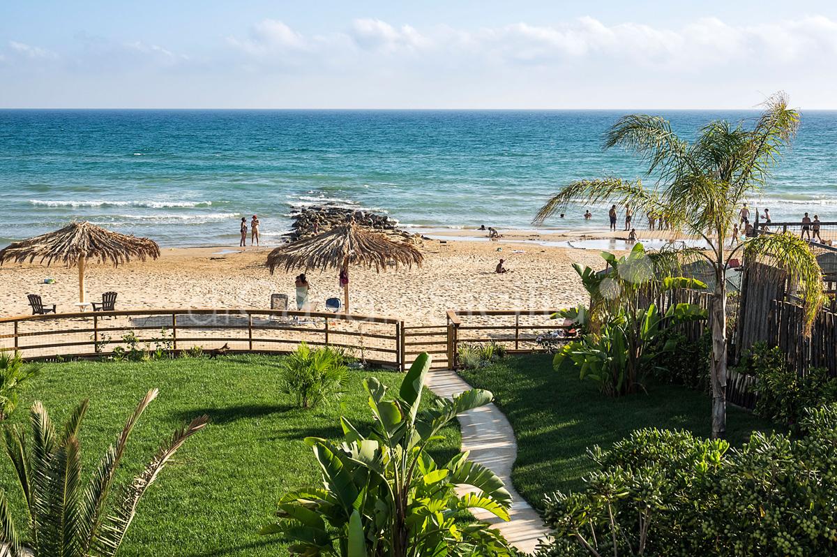 Villa Muriel Morgana Beach Apartment for rent near Modica Sicily - 1