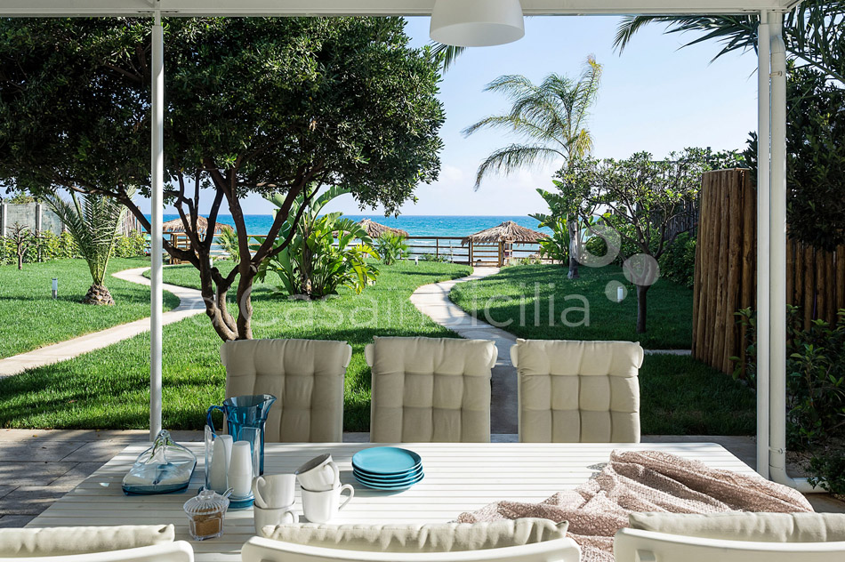 Villa Muriel Morgana Beach Apartment for rent near Modica Sicily - 4