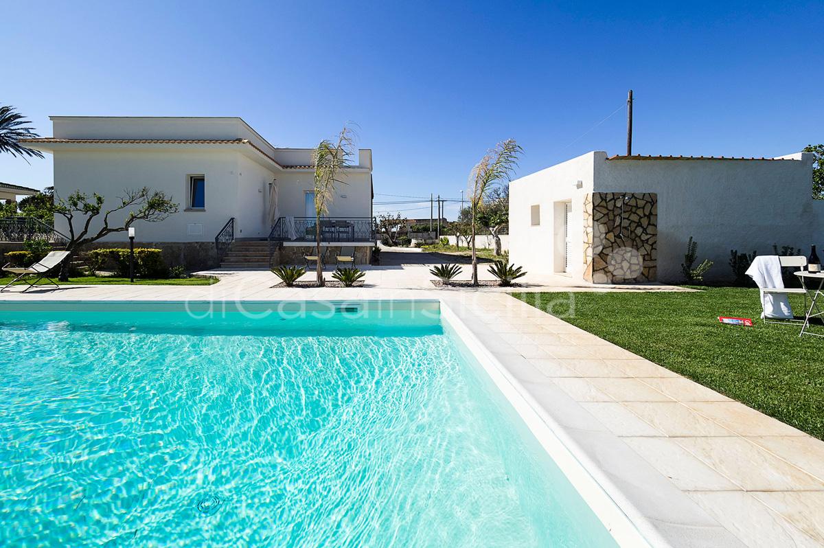 Rita Villa con Piscina vicino alla spiaggia in affitto Marsala Sicilia  - 7