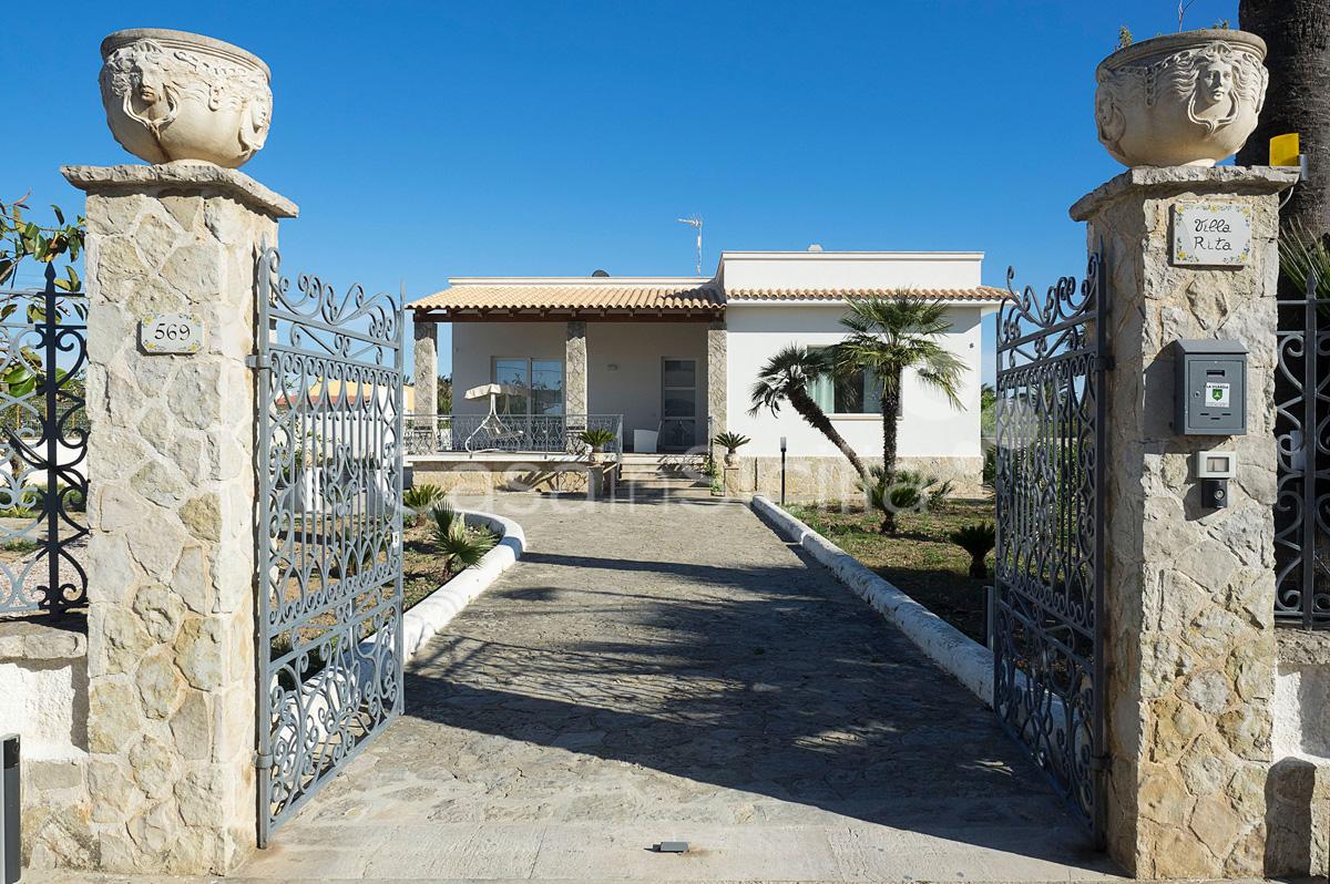 Rita Villa con Piscina vicino alla spiaggia in affitto Marsala Sicilia  - 37