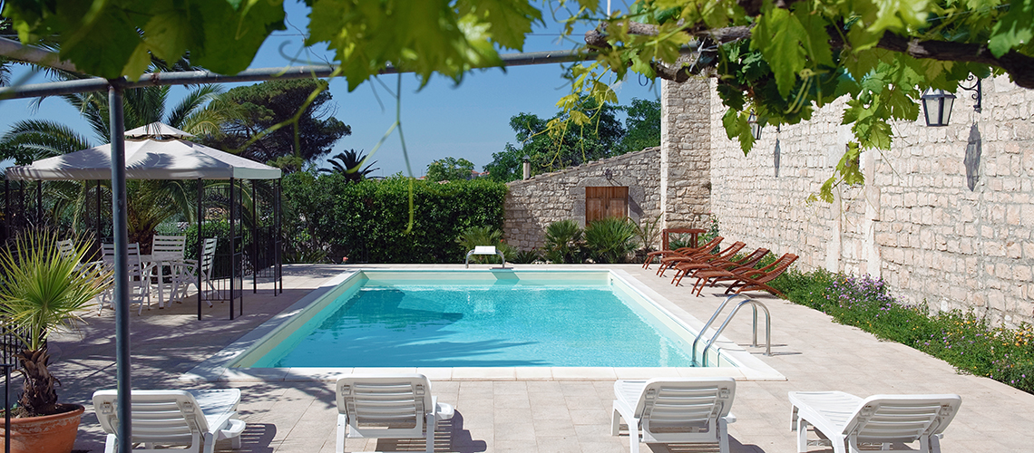 Villa Trombadore Country Villa with Pool for rent Modica Sicily - 25