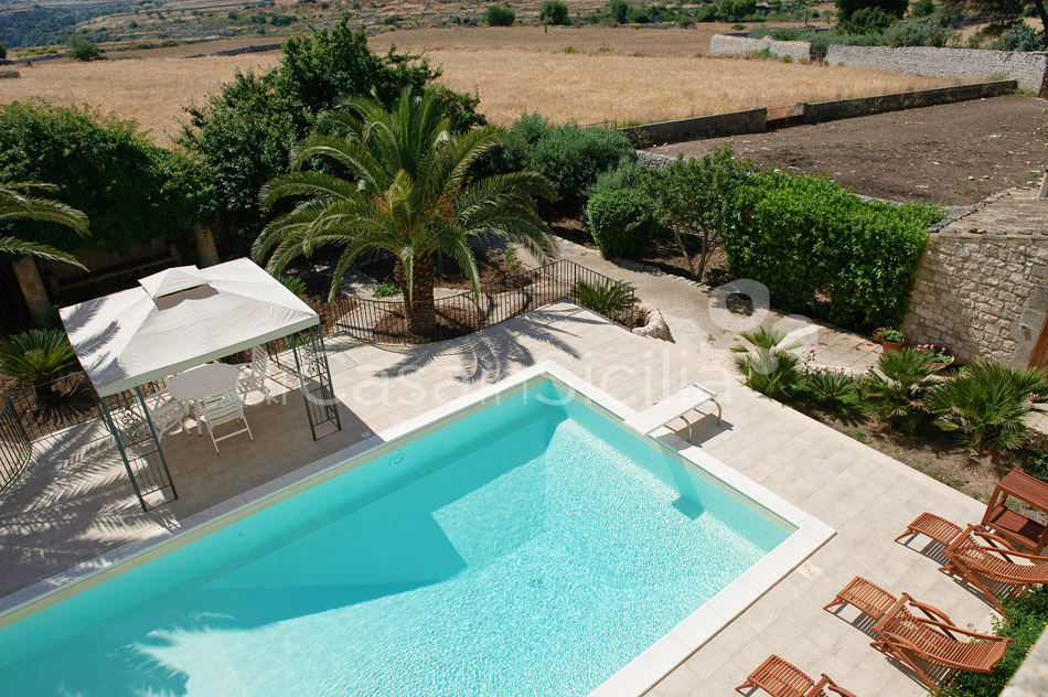 Villa Trombadore Country Villa with Pool for rent Modica Sicily - 5