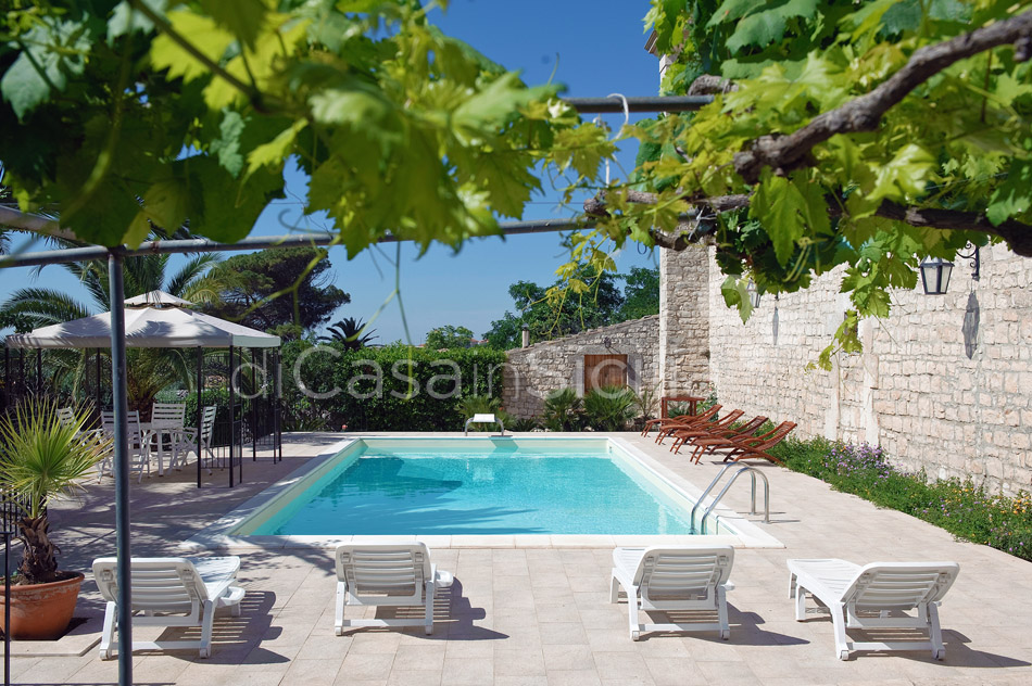 Villa Trombadore Country Villa with Pool for rent Modica Sicily - 6