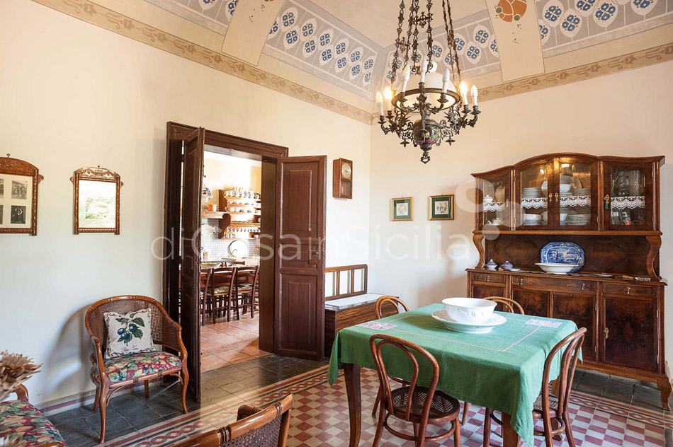 Villa Trombadore Country Villa with Pool for rent Modica Sicily - 10