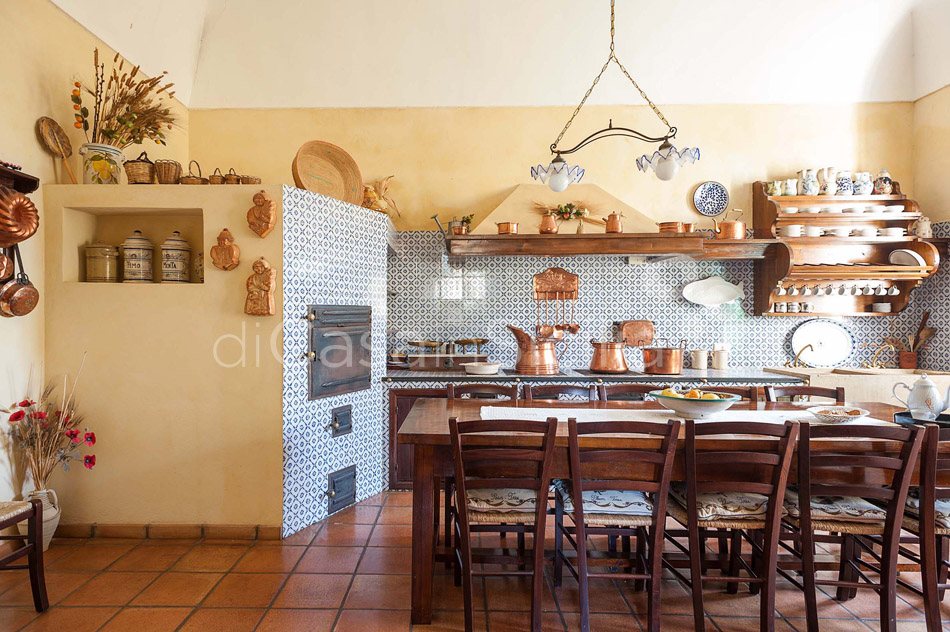 Villa Trombadore Country Villa with Pool for rent Modica Sicily - 11