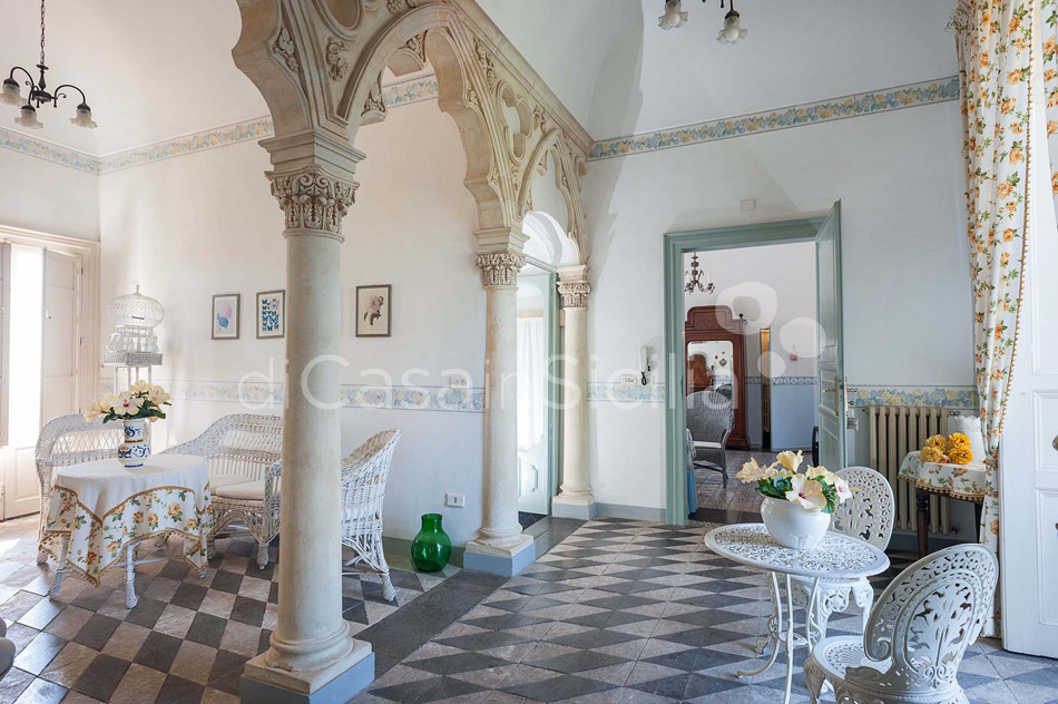 Villa Trombadore Country Villa with Pool for rent Modica Sicily - 14